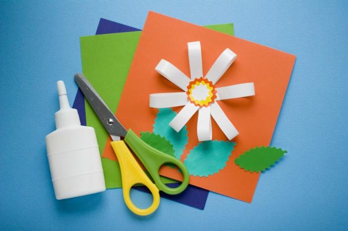 materiales necesarios para hacer manualidades primavera como hacer manualidades con cartulina en diferentes colores