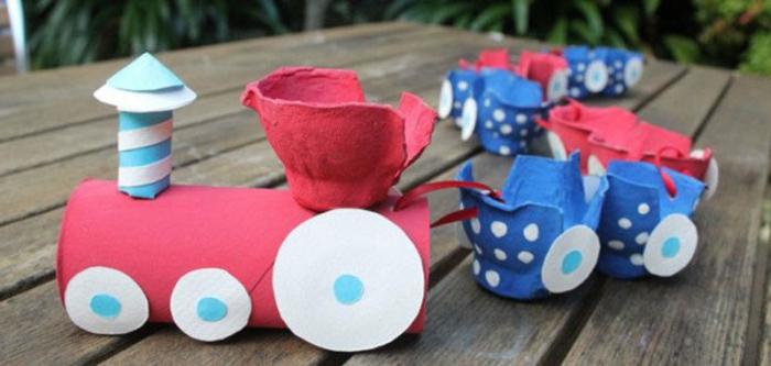 manualidades con carton bonitas para los mas pequeños, ideas de detalles originales hechos de reciclaje, fotos de proyecots DIY