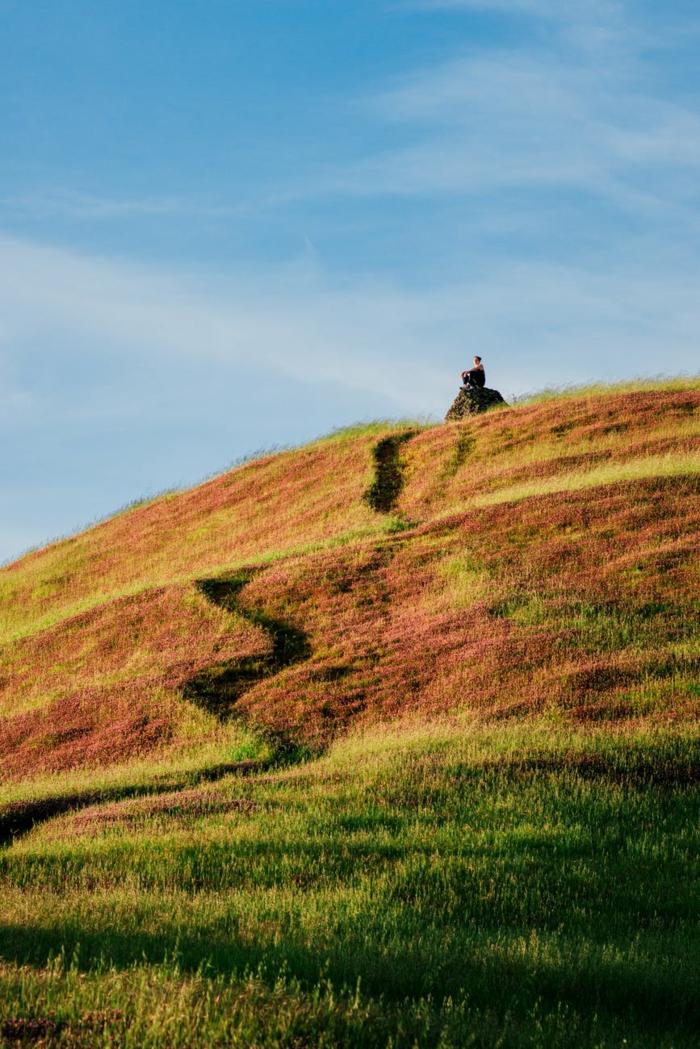imagenes relaantes de gente meditando en la naturaleza, fotos de primavera bonitas para poner como fondo de pantalla iphone