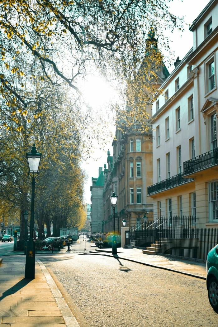 fondos de pantalla primavera е imagenes de paisajes en la ciudad, fotografias urbanas bonitas, edificios con una arquitectura bonita