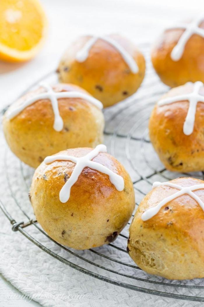 panecillos dulces ricos y faciles de preparar, las mejores recetas de comidas para preparar en semana santa en fotos
