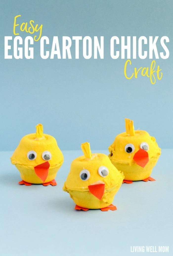 manualidades con cajas de huevo reutilizads, originales ideas de decoracion pasuca, ideas de pequocio originales, manualidades con cajas de huevo