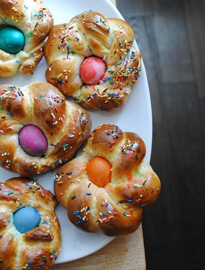 fantásticas ideas de pasteles decorados para Pascua, las mejores ideas de postres y dulces para hacer en casa en Pascua