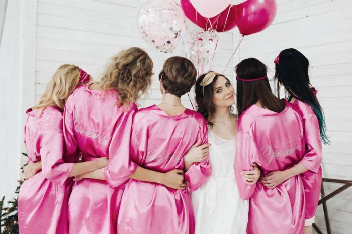 fantasticas ideas de decoracion para una despedida de soltera, fotos de fiestas originales para celebrar con tus amigas