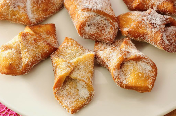 como hacer pestaños caseros con azucar, ideas de postres y dulces originales, recetas de postres originales para Pascua