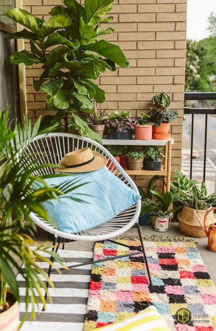 las mejores ideas para decorar una ikea terraza, fotos de balcones y terrazas decoradas con encanto, pequeñas terrazas bonitas