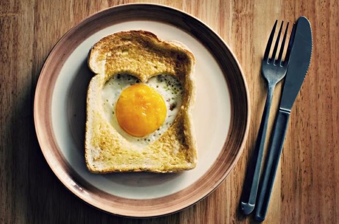 como hacer mixto con huevo paso a paso, recetas caseras de desayunos para hacer en casa, desayunos saludables para niños