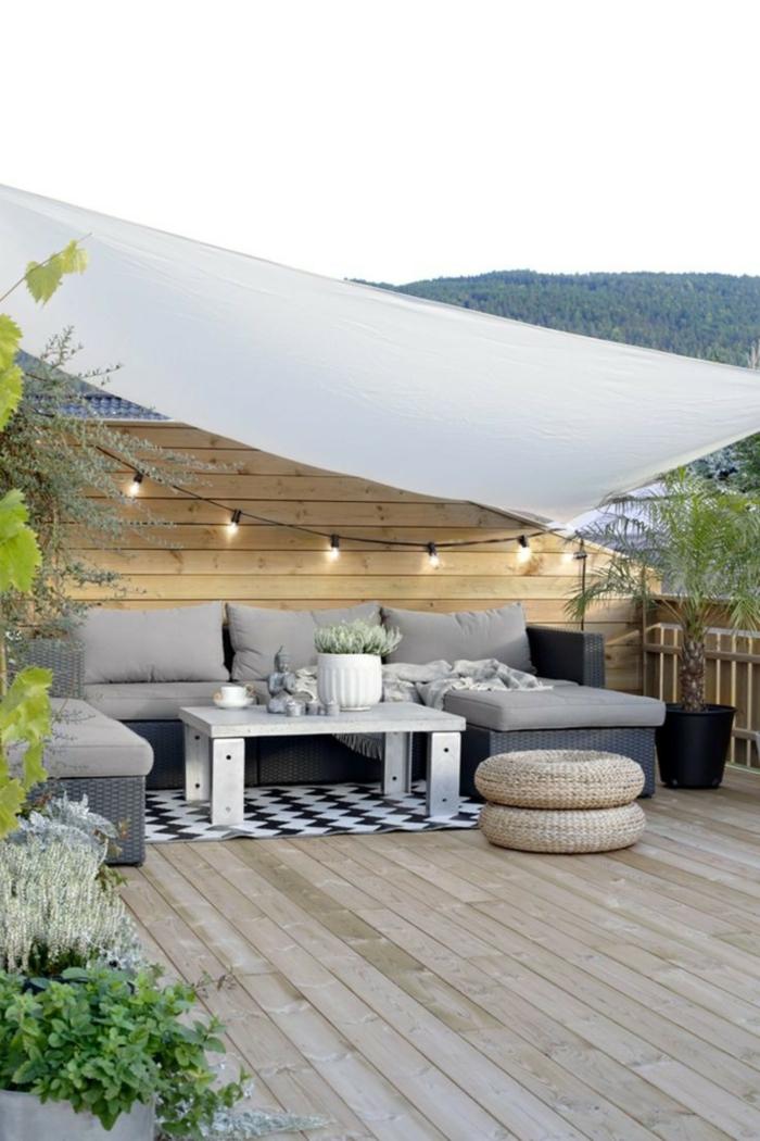 alucinantes ideas sobre como decorar la terraza, ikea terraza con muebles comodos y modernos, fotos de terrazas modernas