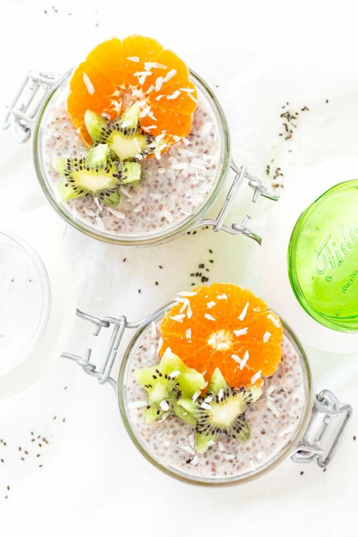 batidos y desayunos saludables con frutas y semillas, mejor para comer con niños, fotos de comidas originales y ricas