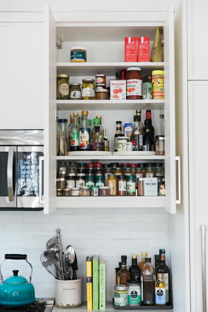 como poner la cocina en orden paso a paso, ideas sobre como organizar la cocina en bontias imagines, almacenaje cocina