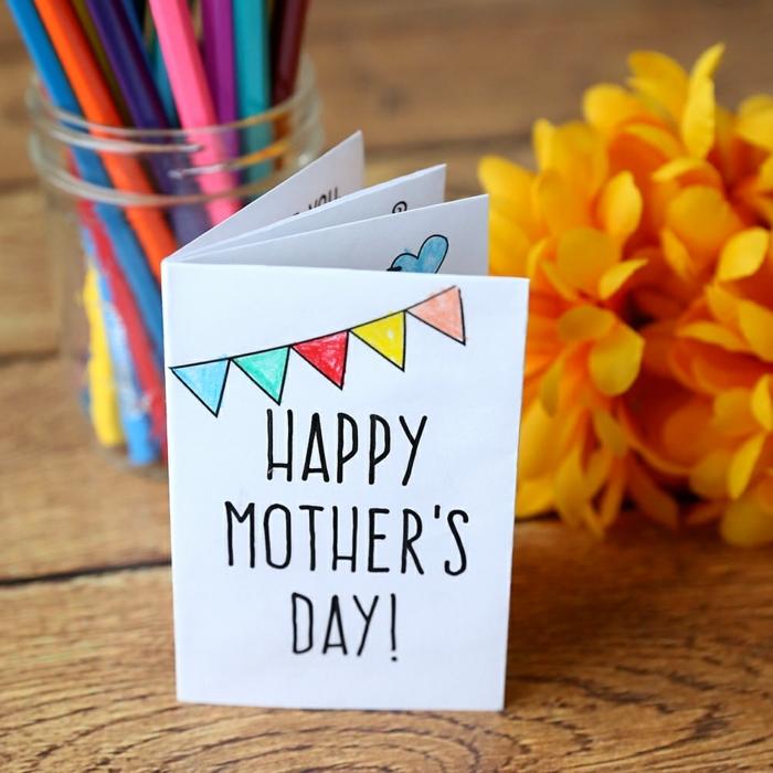 tarjetas dia de la madre super simpaticas, ideas de regalos dia de la madre manualidades, mas de 80 ideas de regalos