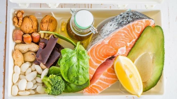 ingredientes saludables para comer antes y despues del entrenamiento, fotos con ideas de recetas fitness faciles y rapidas