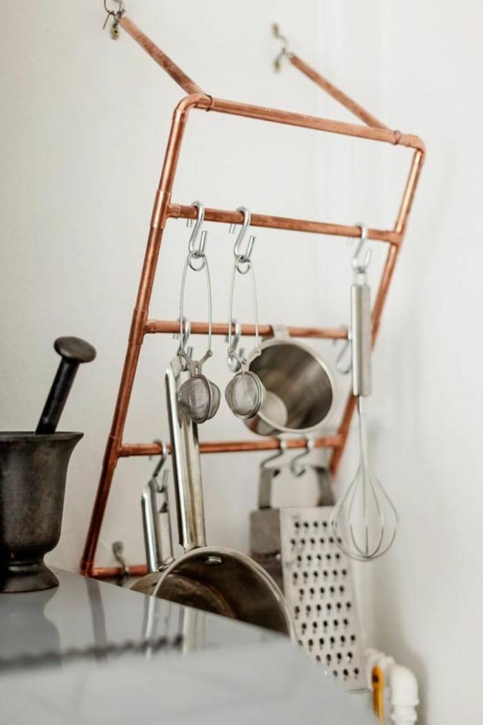 ideas para organizar la cocina, estanteria cocina ikea original, fotos de cocinas organizadas y modernas, ideas para organizar la cocina