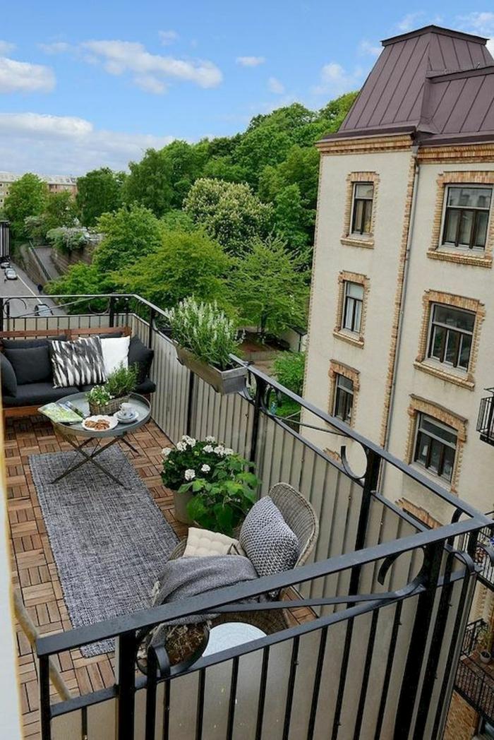 fotos de terrazas decoradas con mucho estilo, chill out terraza en fotos, geniales ideas sobre como amueblar una terraza