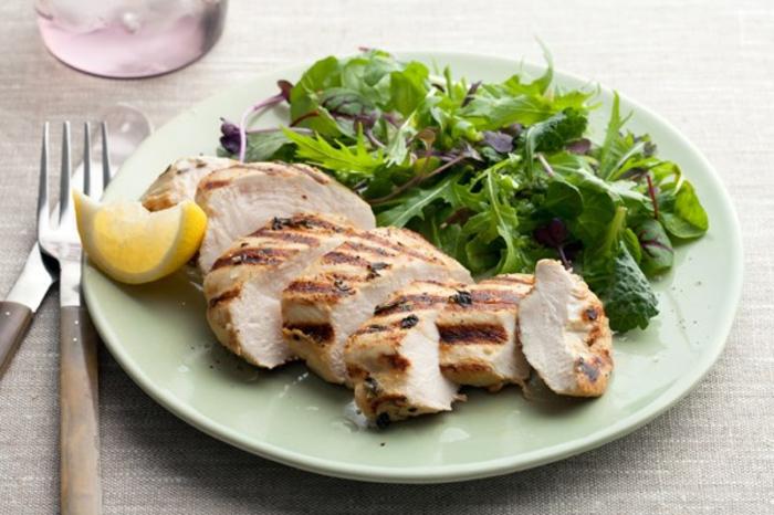comidas con carne apetitosas, carne a la parilla con verduras, alimentos con proteinas para cenar en fotos, ideas de cenas