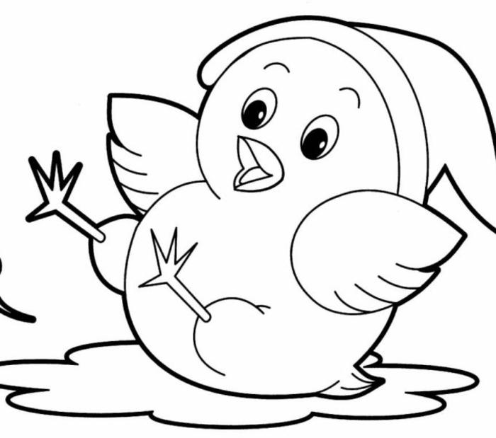 animales para colorear para los mas pequeños ideas de dibujos originales y faciles de hacer, dibujos para imprimir y colorear