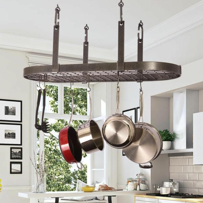 las mejores ideas sobre como almacenar los utensilios en la cocina, fotos de cocinas ordenadas y modernas para inspirarte