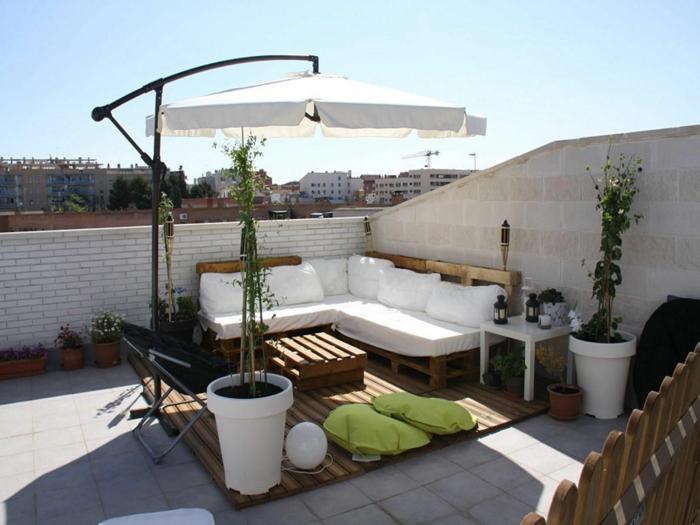 terrazas modernas en estilo chill out, fotos de terrazas modernas decoradas con mucho estilo, ideas de decoracion casera