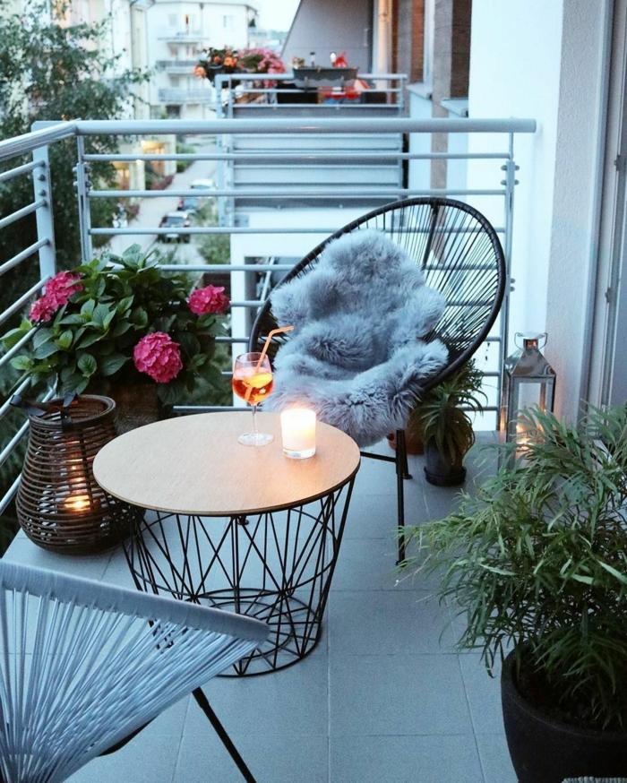 terrazas con encanto super bonitas, pequeñas terrazas super chulas, ideas de decoracion con pequeños detalles