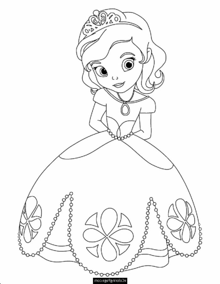 dibujos para colorear de animales y princesas de Disney, las mejores ideas de dibujos para colorear para niños y adultos