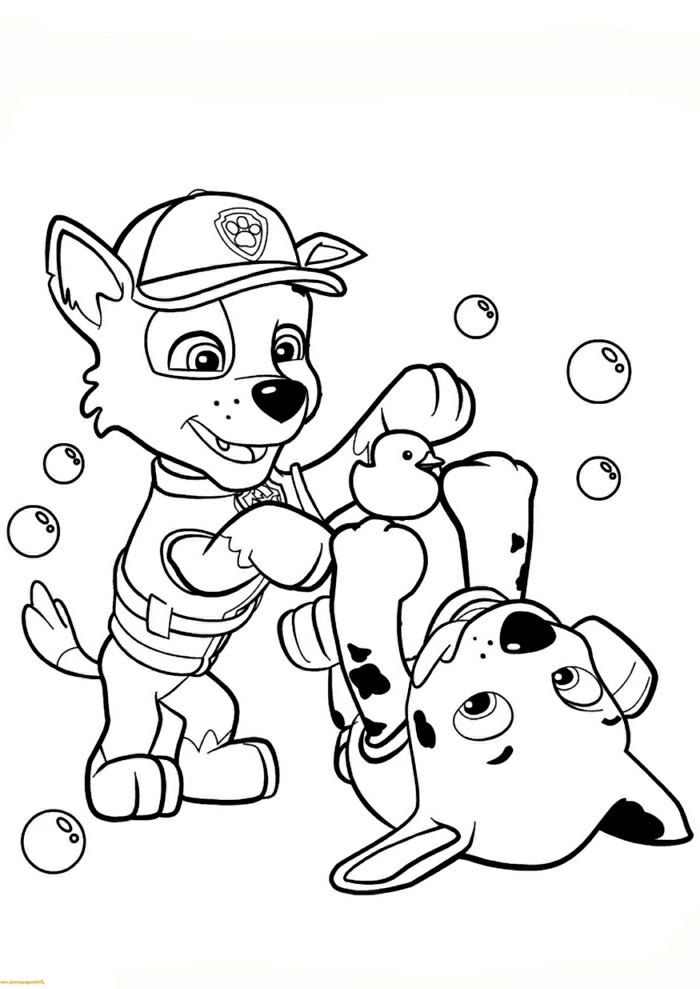 dibujos para colorear de animales, dibujos de perros originales y simpaticos, fotos de dibujos originales para descargar