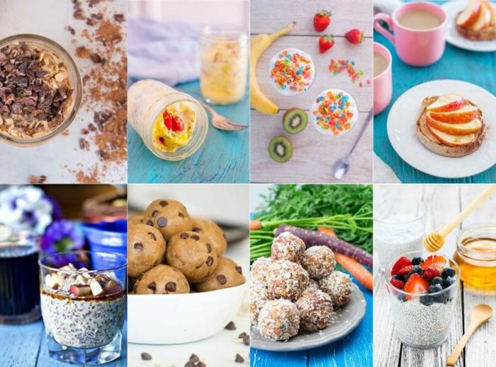 ocho ideas de dulces bajos en calorias, como preparar recetas de postres caseros para no engordar, recetas de cocina faciles y sanas