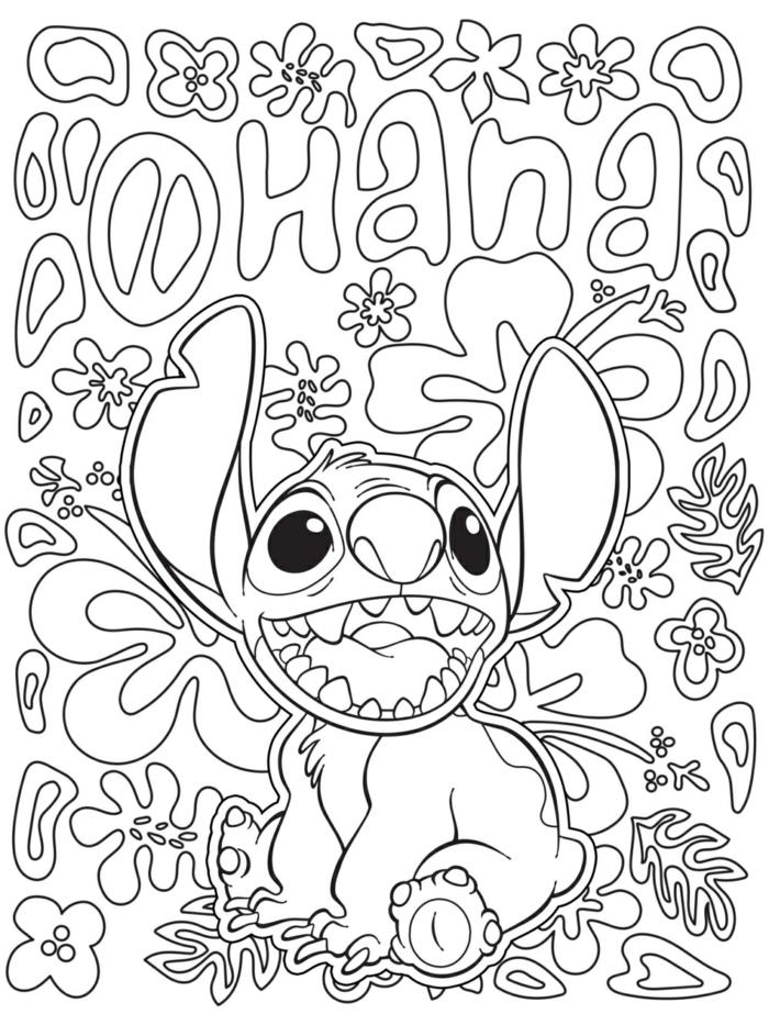 las mejroes ideas de dibujos para colorear de disney, ideas de dibujos originales y sencillos para descargar y colorear