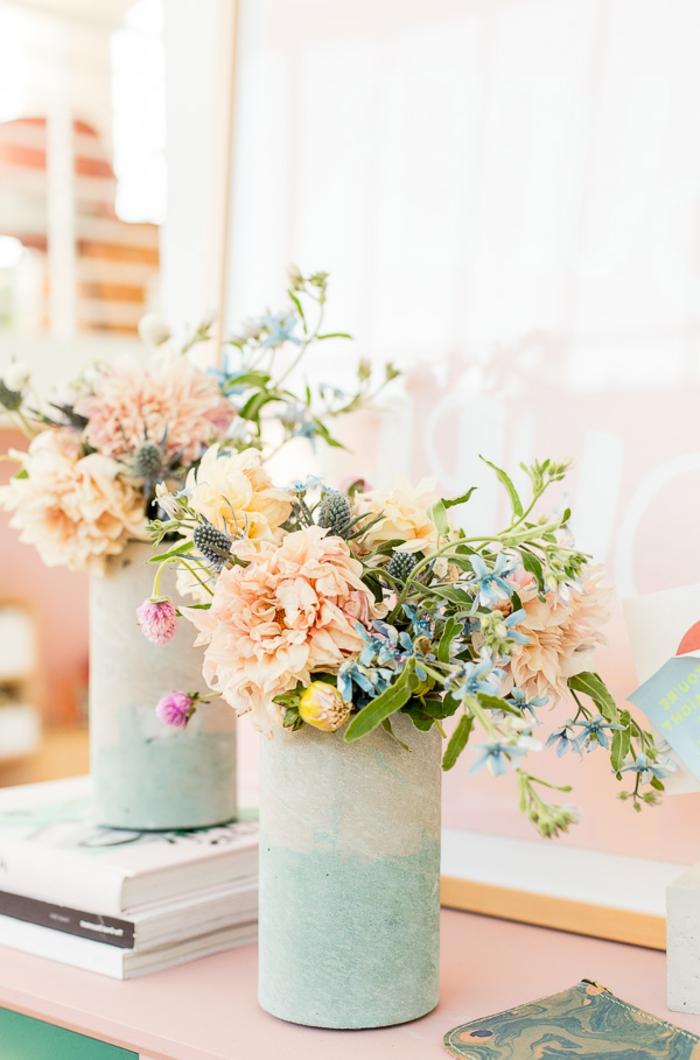 floreros regalos para madres de 60 años, regalos para madres de 60 años, floreros hechos a mano originales y bonitos