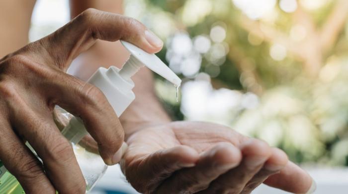 gel antiseptico manos hecho con aloe vera en casa, la receta oficial de la organizacion mundial de salud paso a paso