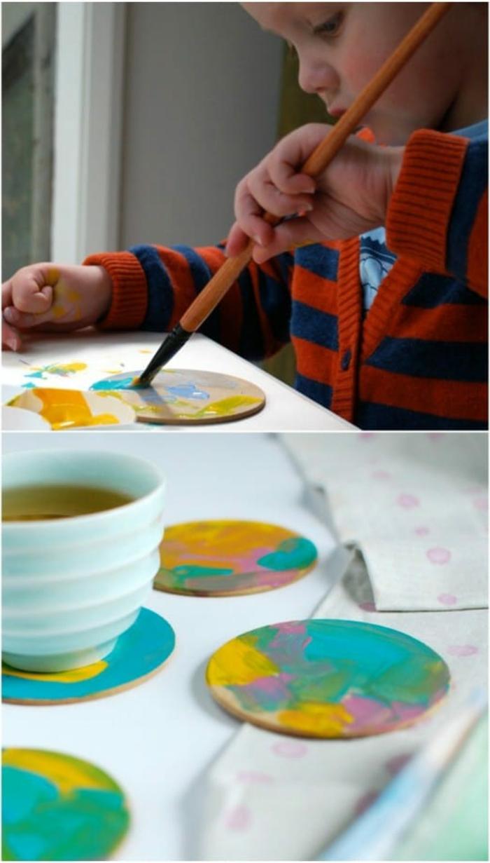 ideas de detalles para el dia de la madre, fotos de manualidades caseras faciles y rapidas en fotos, ideas de manualiadades