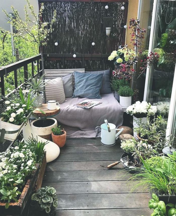 excelentes ideas sobre como convertir tu terraza en un espacio chulo y acogedor, fotos de terrazas decoradas con plantas