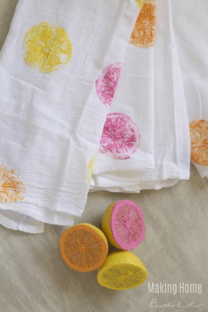 toallas estampadas para la cocina, fotos de regalos DIY bonitos, ideas de regalos originales manuales regalos e fotos