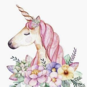 Dibujos de unicornios originales con tutoriales paso a paso