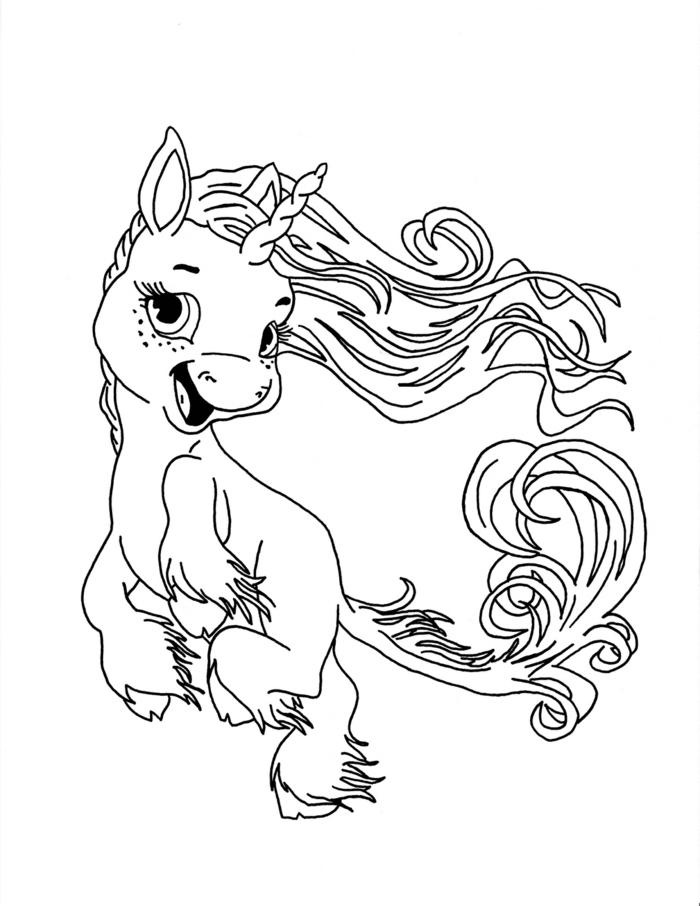 divertidas ideas de dibujos para calcar, como dibujar un unicornio, fotos de dibujos originales y chulos, que dibujar