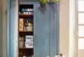 Geniales ideas de muebles pintados a la tiza