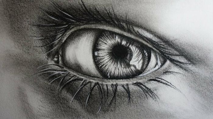 impresionantes diubjos de caras de mujeres, dibujos en blanco y negro, dibujos faciles de hacer, fotos de dibujos hermosos