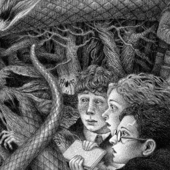 las mejores idesa de dibujos inspirados en el libro y la pelicula de harry potter, dibujos de harry potter originales y bonitos