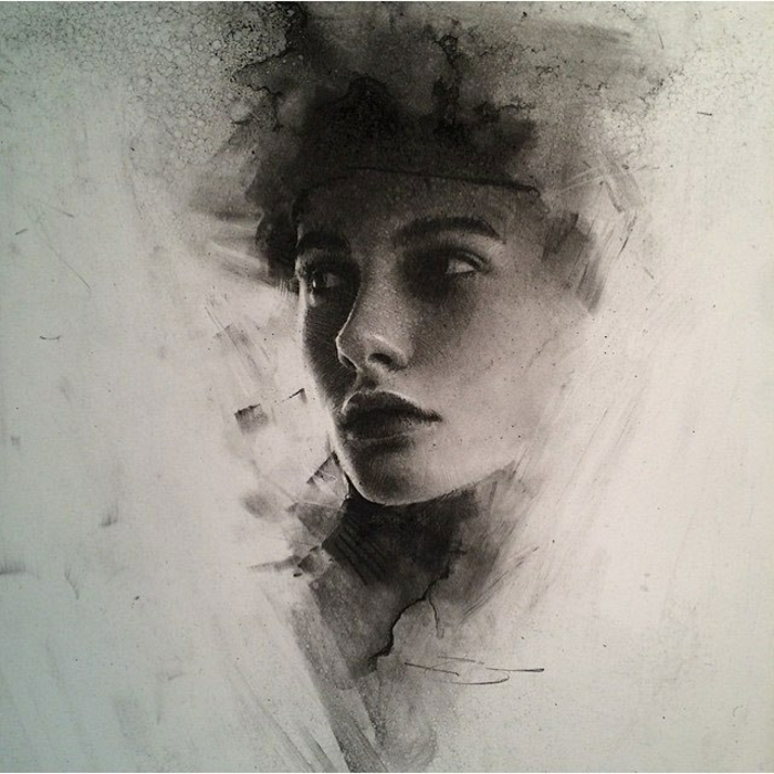 hermosos dibujos de mujeres a carboncillo, dibujos faciles de hacer, dibujos faciles para dibujar,fotos de dibujos simbolicos