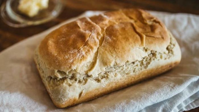 como hacer pan casero sin levadura, fotos con ideas de recetas saludables, receta de pan casero esponjoso en fotos
