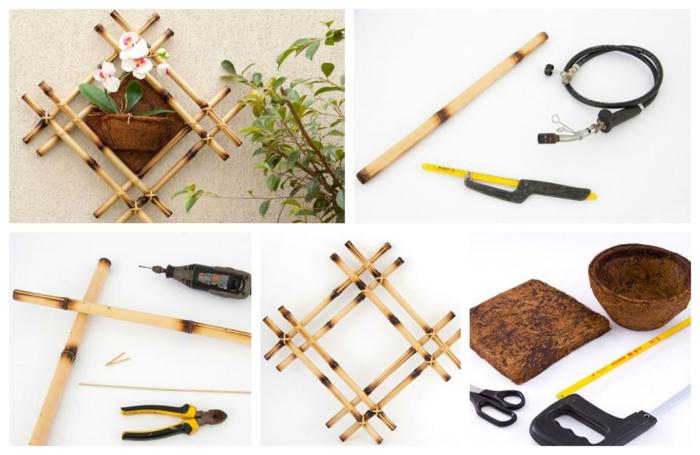 detalles decorativos con bambu faciles y rapidos, ideas para decorar una habitacion en fotos, decoracion con materiales naturales