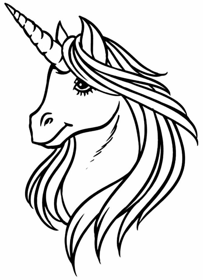 dibujos de unicornios para pintar, dibujos de unicornio para colorear, fotos de dicujos chulos simbolicos, ideas de dibujos originales