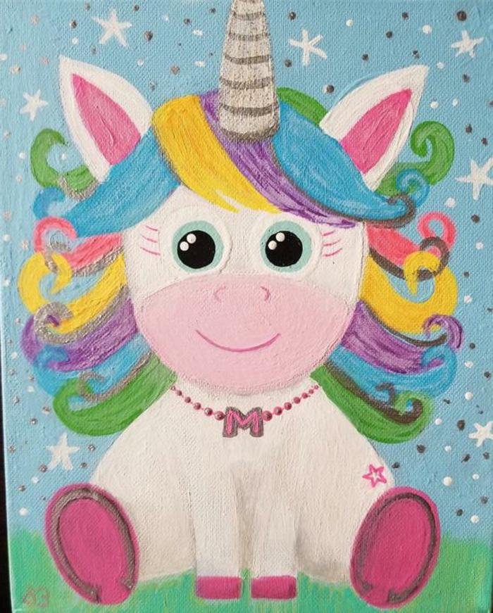 los dibujos mas simpatcos de unicornios, dibujos de unicornios para pintar y colorear, mas de 70 ideas de dibujo unicornio chulo
