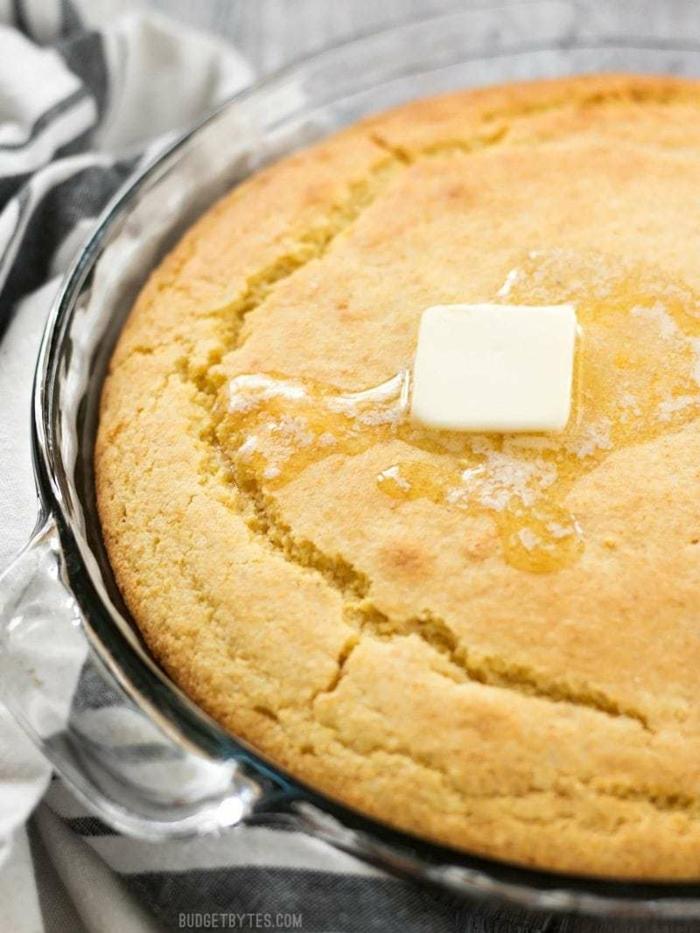 pan de maiz con manteca derretida, como hacer pan com masa madre, ideas sobre como hacer pan casero, fotos de panes