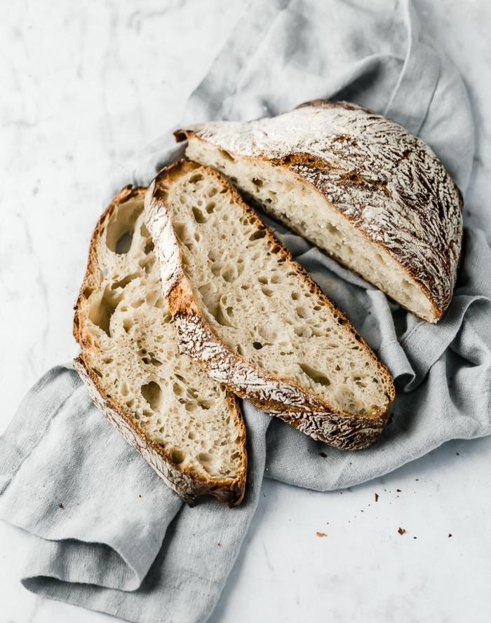pan integral casero, ideas sobre como hacer pan con corteza, fotos de panes apetitosos, ideas sobre como preparar pan