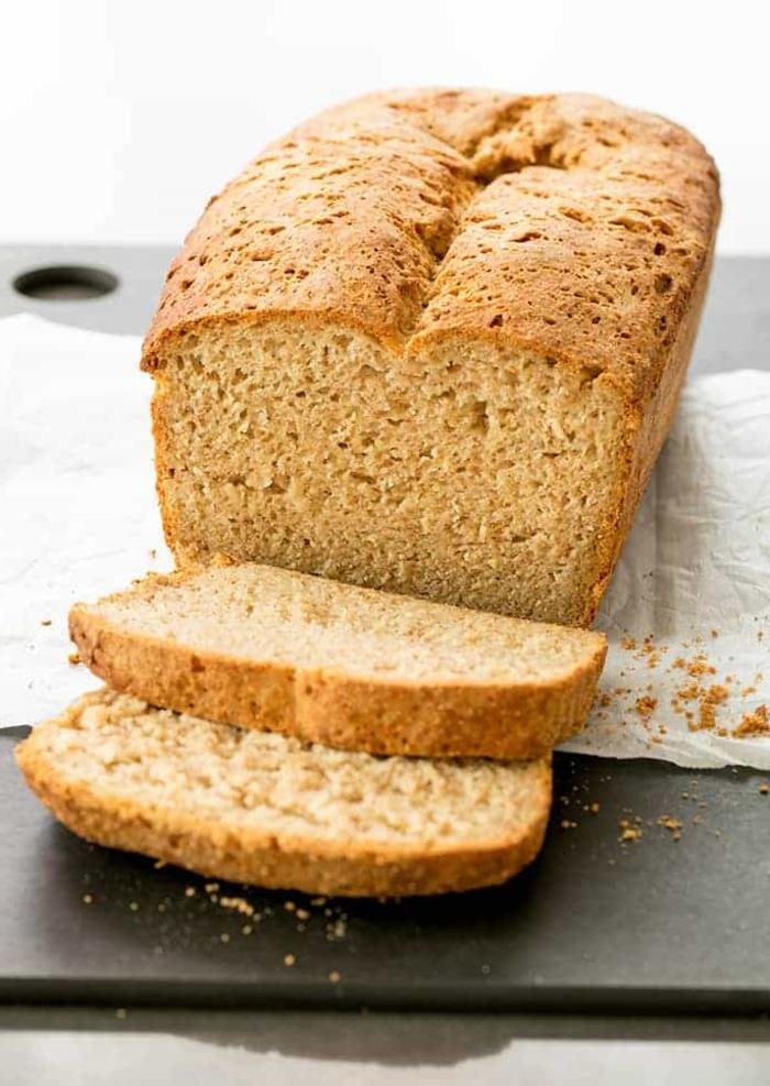 como hacer pan en el horno de casa con harina integral, geniales ideas de recetas de pan para toda la familia, preparar pan casero
