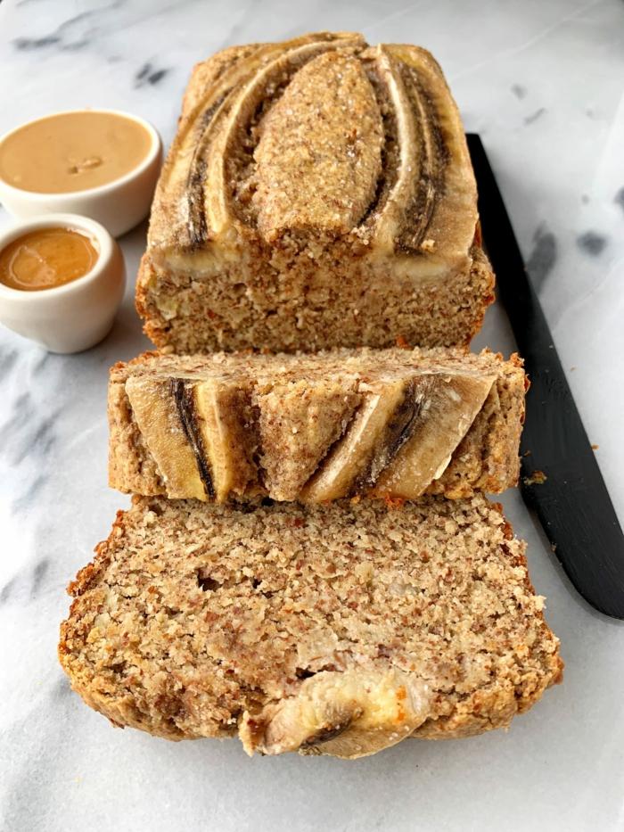 como preparar pan dulce con platano paso a paso, pan casero rapido, ideas de recetas faciles y rapidas para hacer en casa