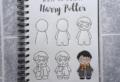72 inspiradores dibujos de Harry Potter para pequeños y adultos