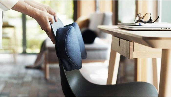 muebles comodos para oficinas, ideas de decoracion despacho, originales ideas sobre como organizar tu salon para teletrabajar