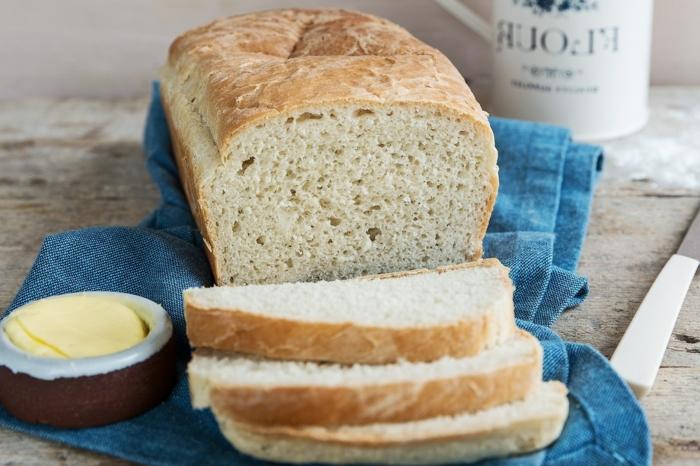pan con harina, hacer pan con masa madre, como hacer pan casero en el horno electrico, ideas de recetas caseras
