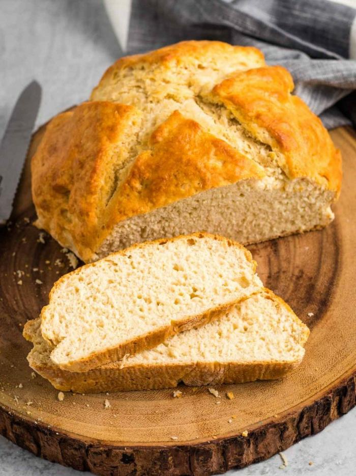 ideas de recetas caseras, hacer pan con masa madre, como hacer pan en casa, recetas de panes apetitosas y caseras
